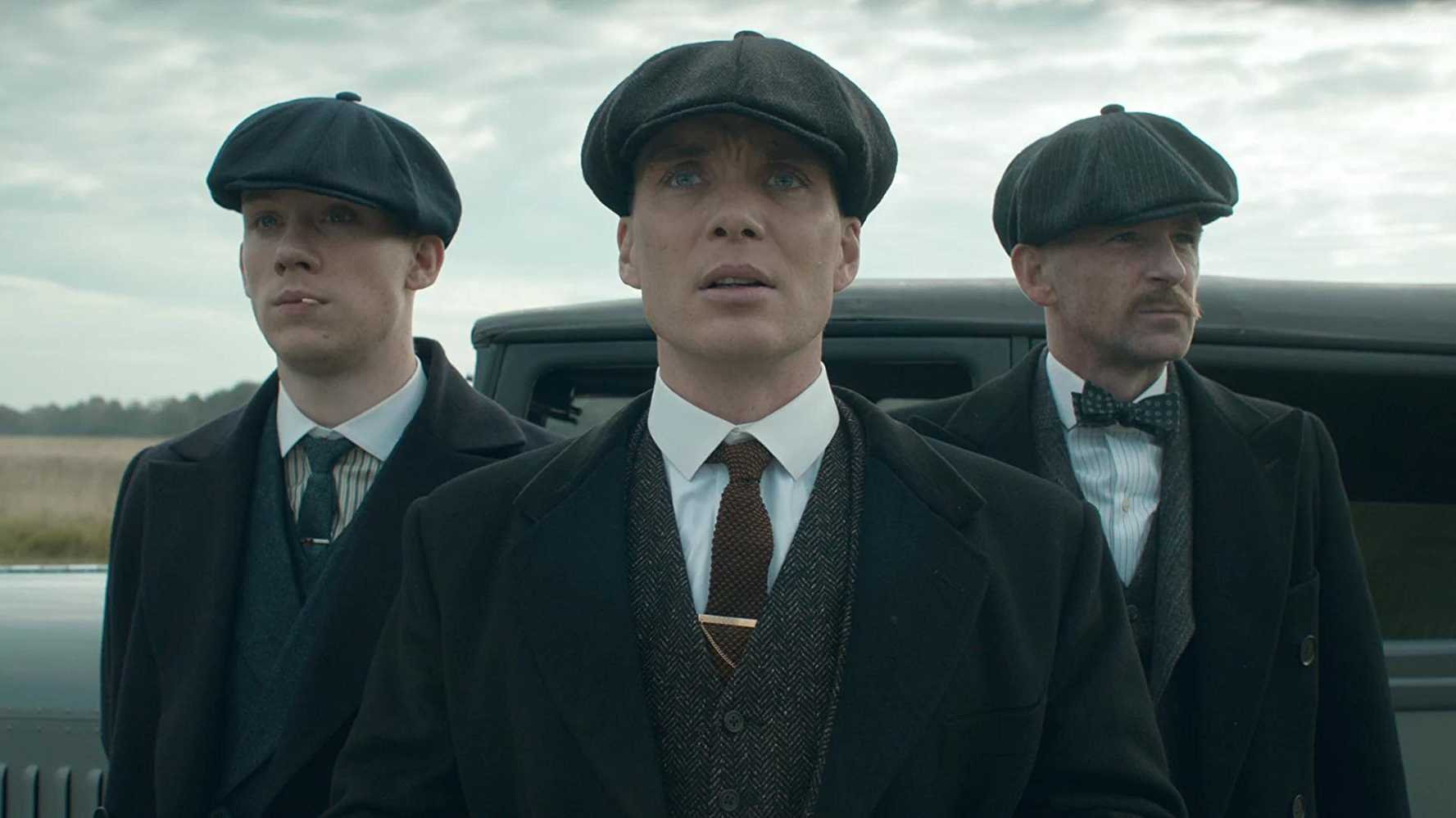 'Peaky Blinders' will no longer carry Weinstein's name in the opening credits (IMDb)