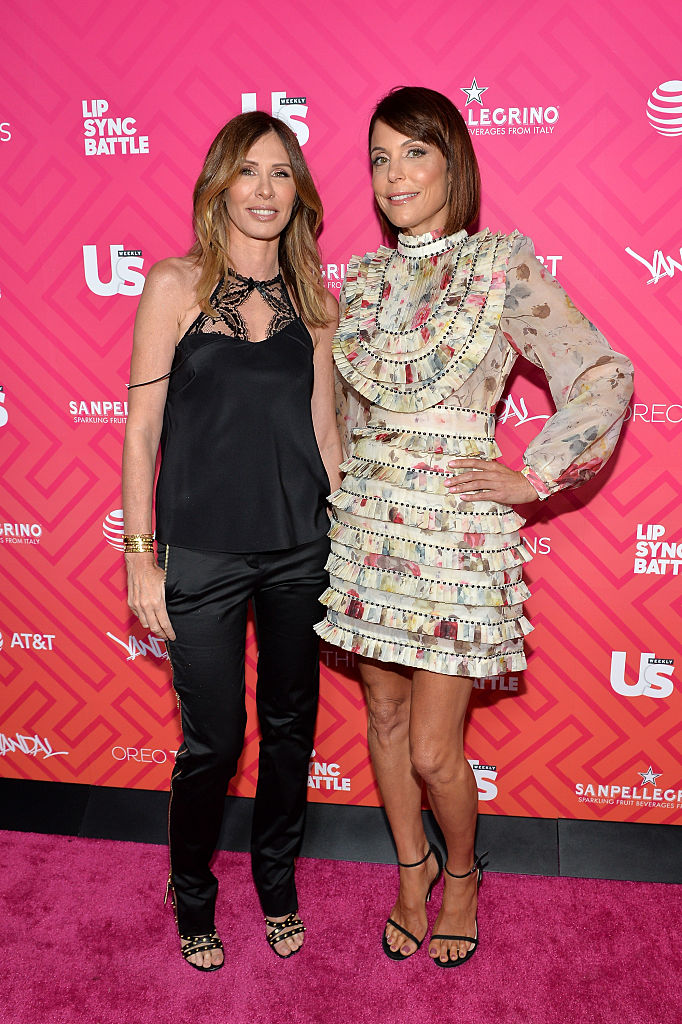 Bethenny even had an argument with Carole on the show (Photo by D Dipasupil/Getty Images for Us Weekly )