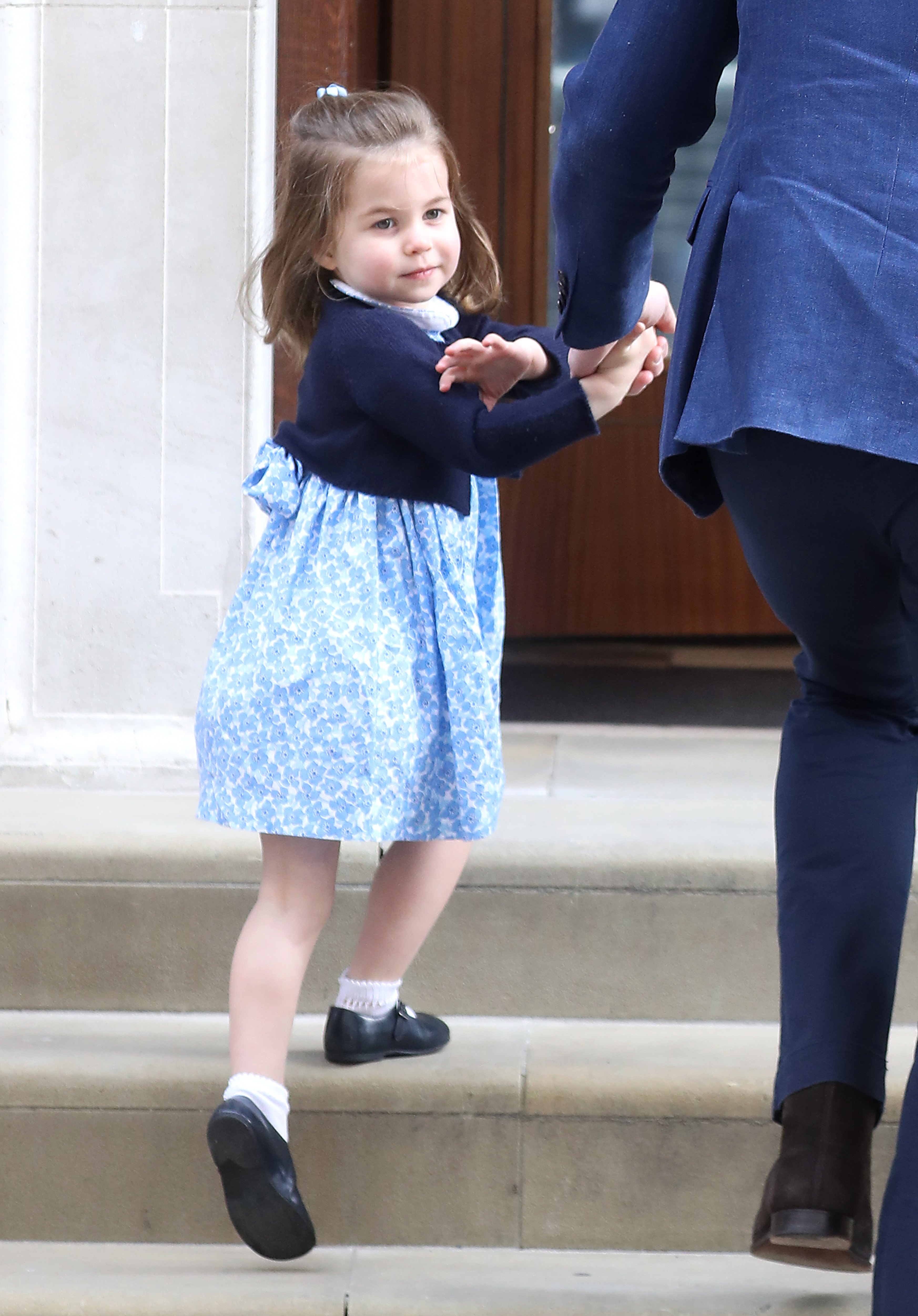 Princess Charlotte (Source: Getty Images)