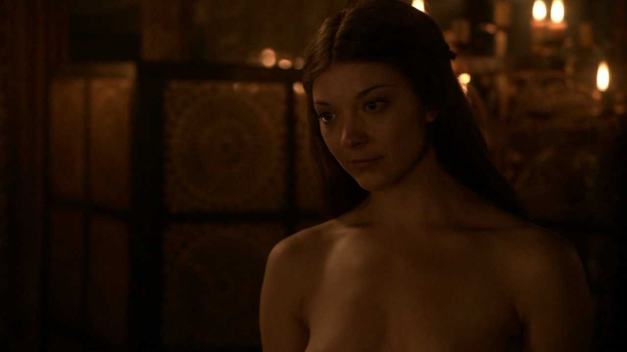 According to Dormer, nudity helps bring out the character's true self. (IMDb)