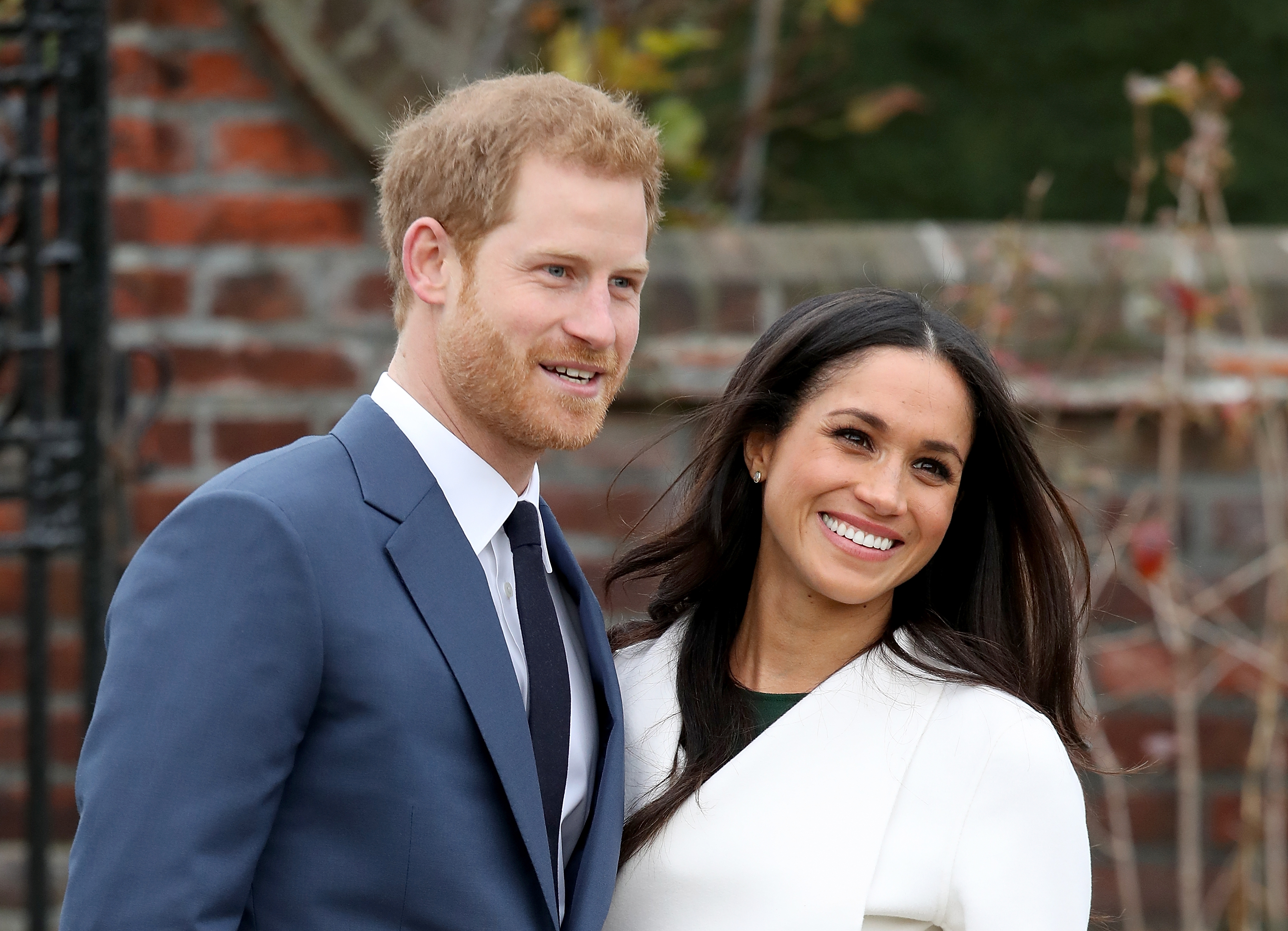 Prince Harry and Meghan Markle (Source: Getty Images)