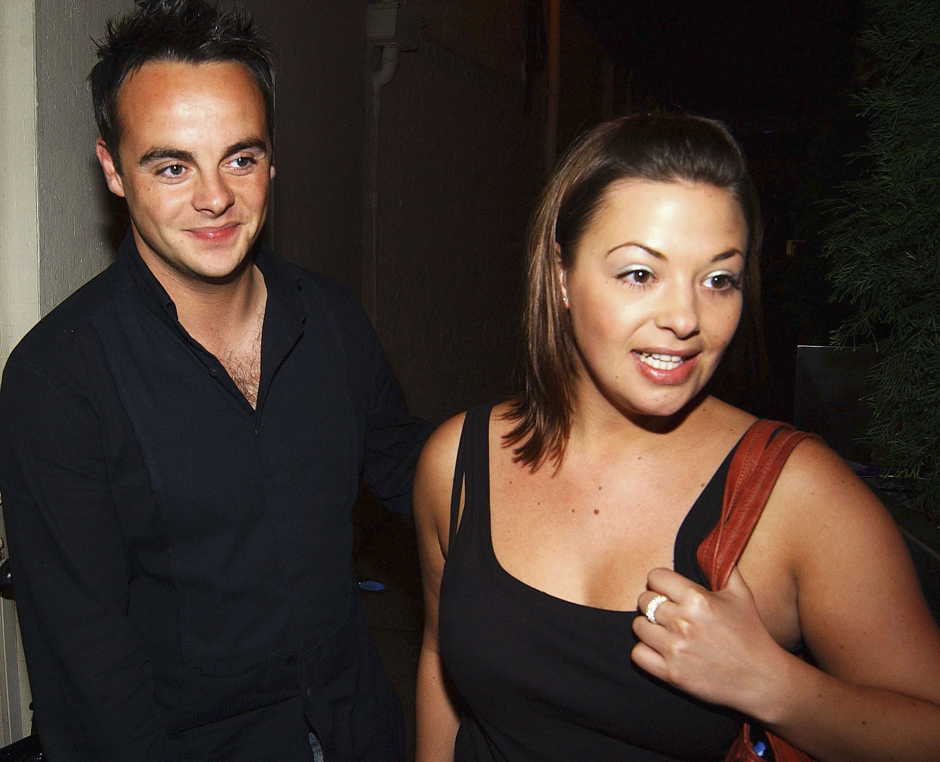 Lisa Armstrong and Ant McPartlin (Source: Getty Images)