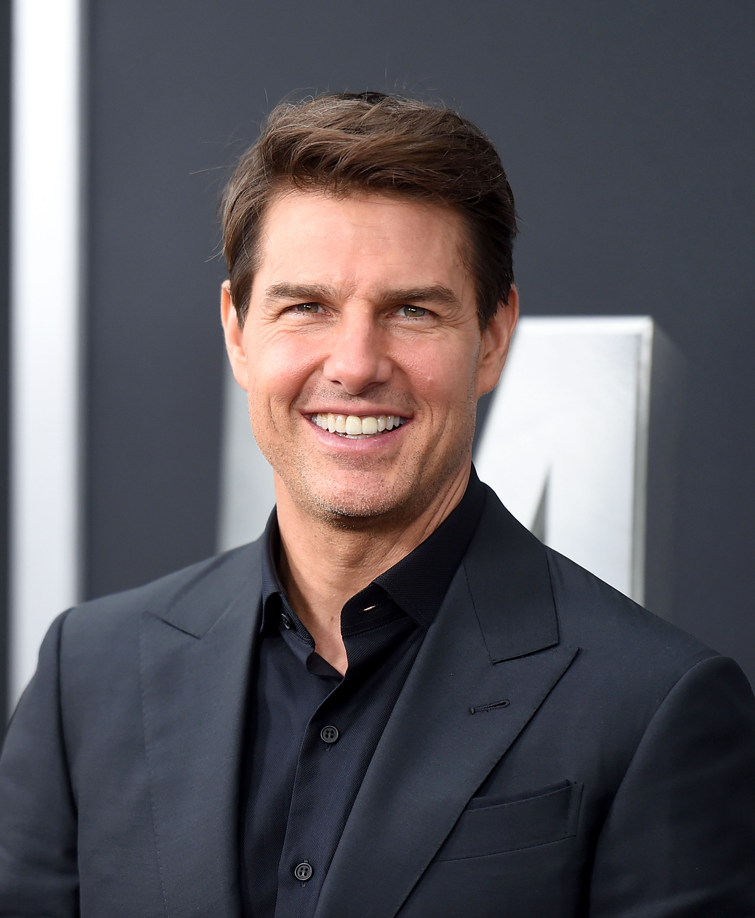 Tom Cruise attends the 'The Mummy' New York Fan event at AMC Loews Lincoln Square on June 6, 2017 in New York City.