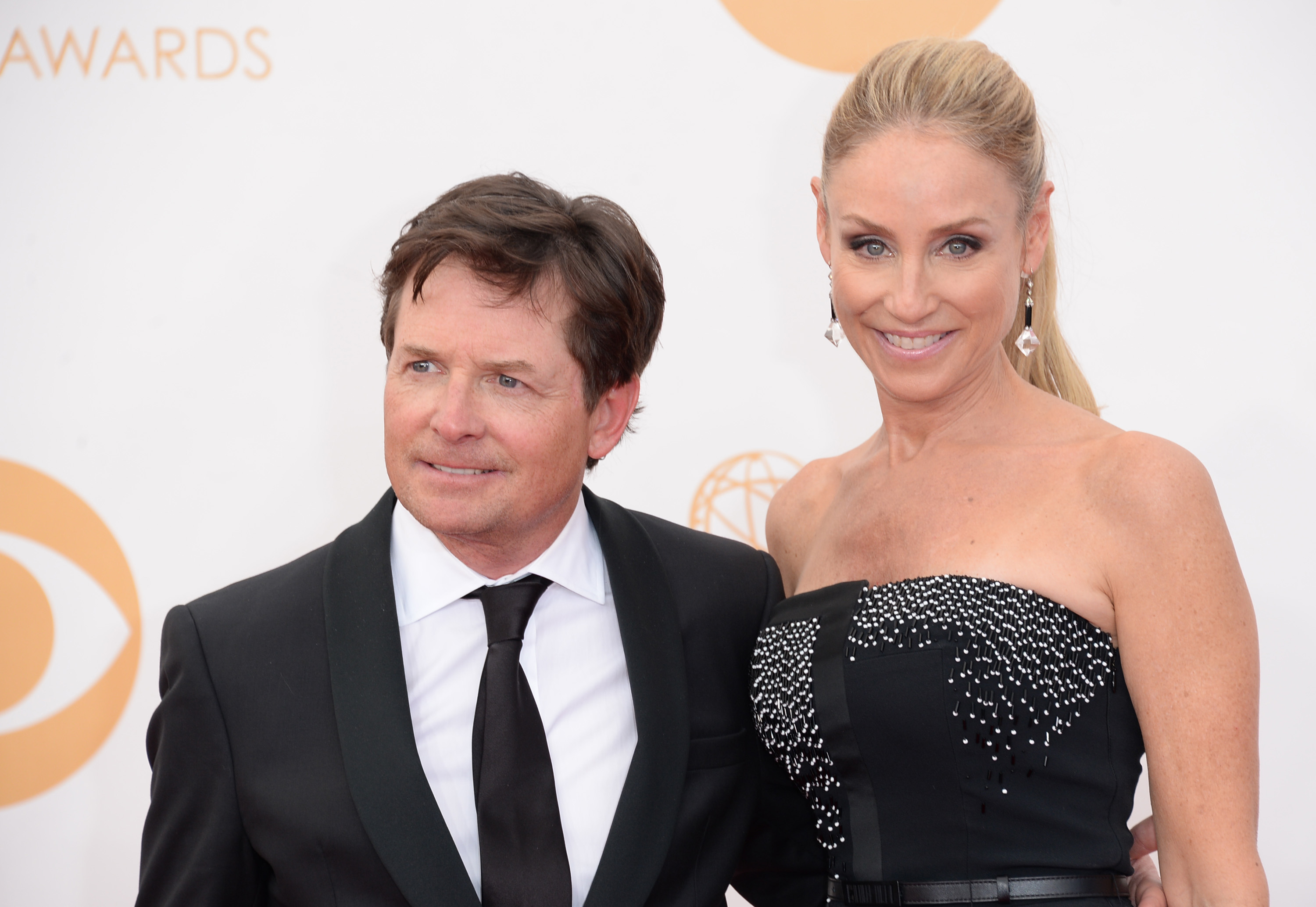 Michael J Fox and Tracy Pollan (Source: Getty Images)