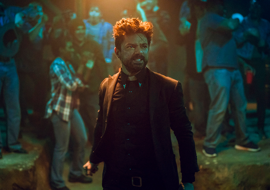 """Jesse Custer is finally back as the ringleader of the """"tombs"""" in 'Preacher' season 3 (AMC)"""