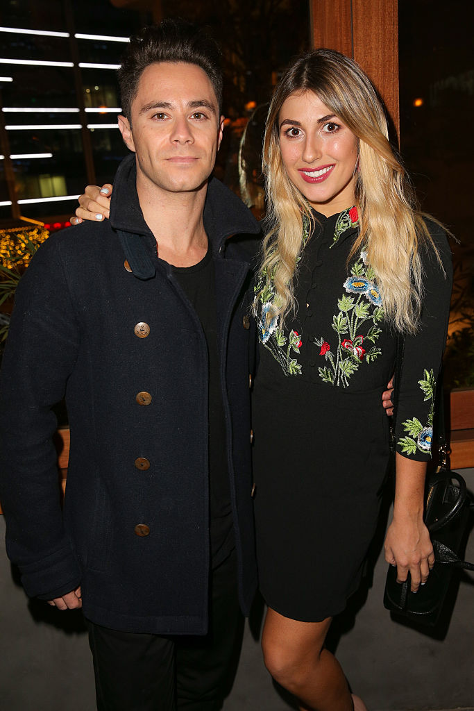 Sasha Farber and Emma Slater (Source: Getty Images)