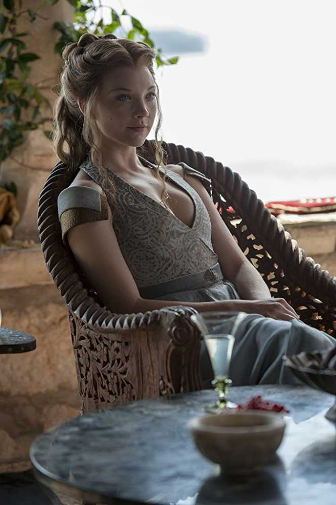 As the Tyrell princess she was responsible for pacing up the events in the series. (IMDb)