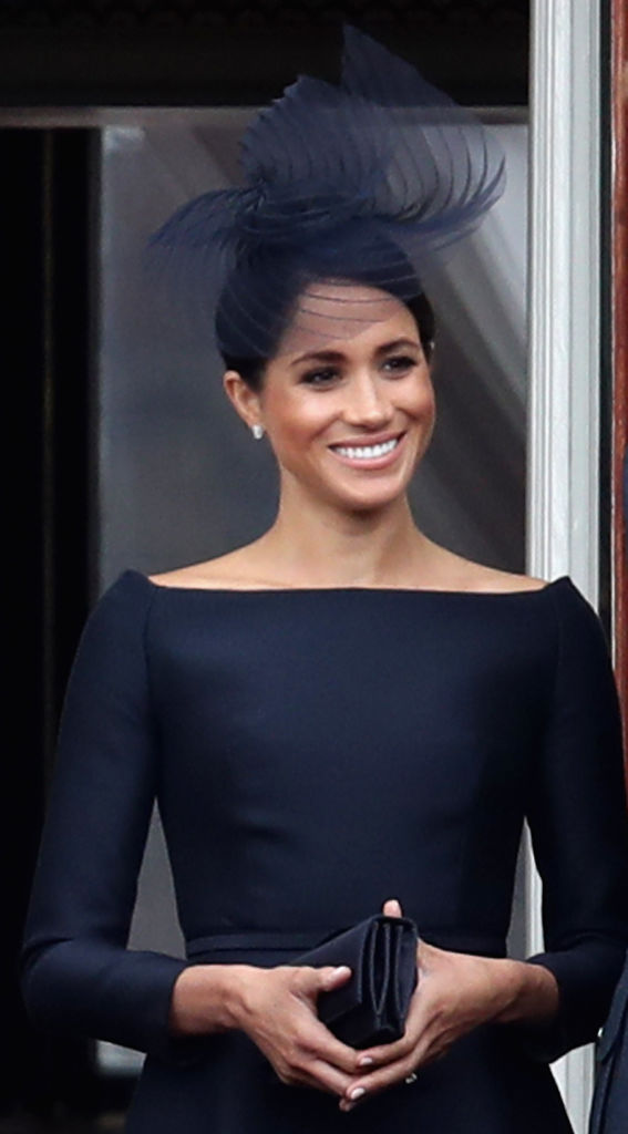 Thomas believes Meghan is terrified of her new role (Photo by Chris Jackson/Getty Images)