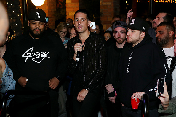 G-Easy will not be headlining performance at the Cowboys Dance Festival (Getty Images)