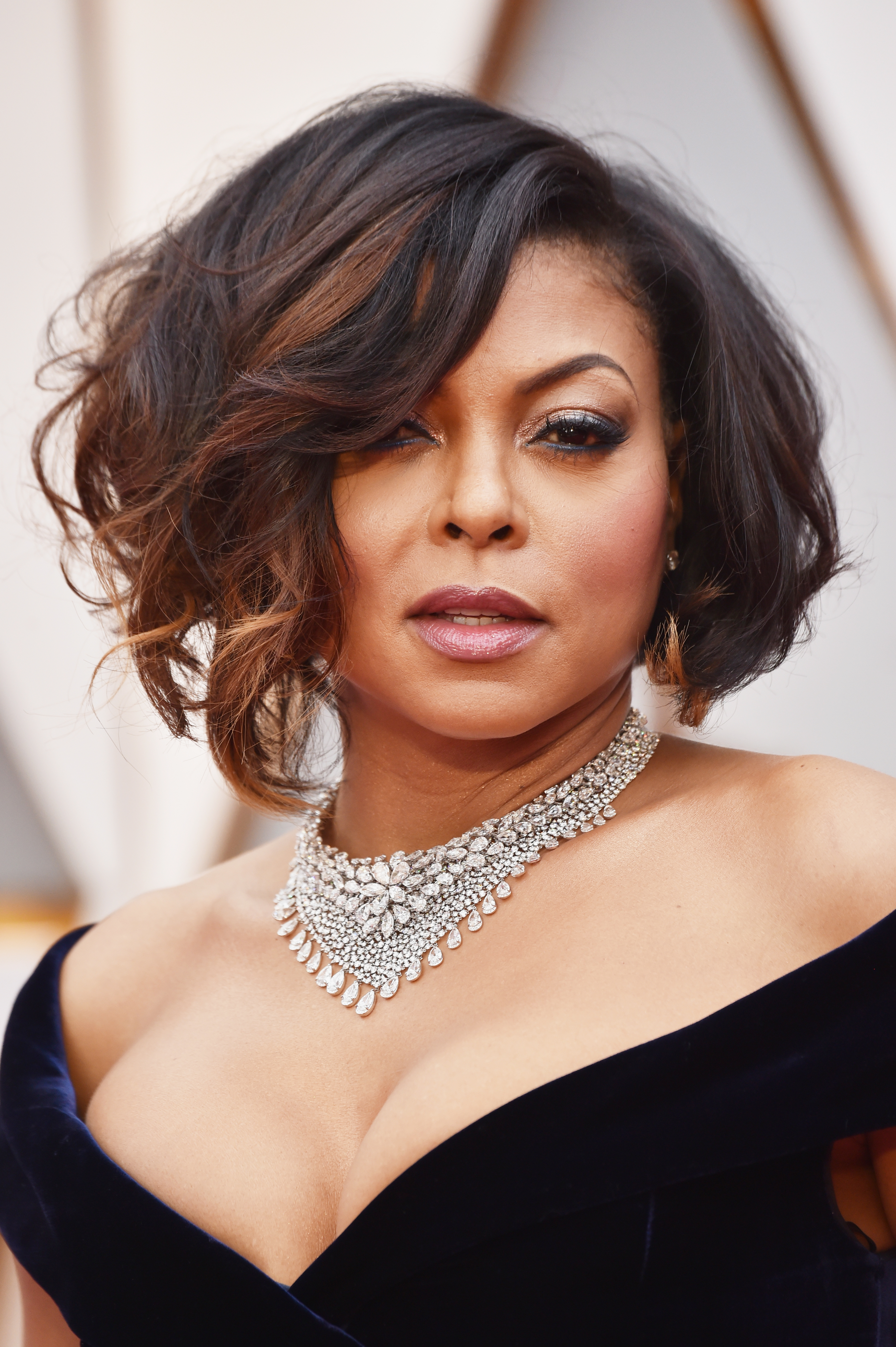 Actor Taraji P. Henson attends the 89th Annual Academy Awards at Hollywood & Highland Center on February 26, 2017 in Hollywood, California.